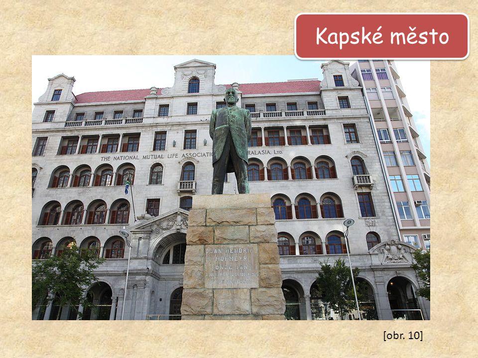 Kapské město [obr. 10]